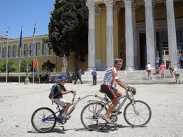 Zappio Sharpen Cycle Athens